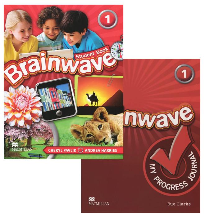 лучшая цена Brainwave: Level 1 (комплект из 2 книг)