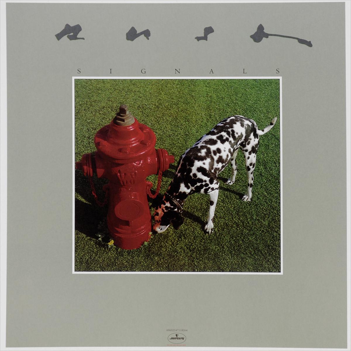 Rush Rush. Signals (LP) rush rush kiel auditorium st louis mo february 14 1980 2 lp