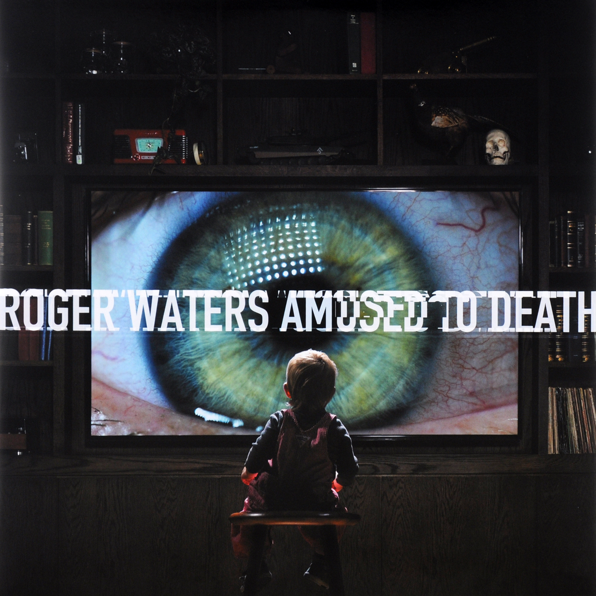 цена на Роджер Уотерс Roger Waters. Amused To Death (2 LP)