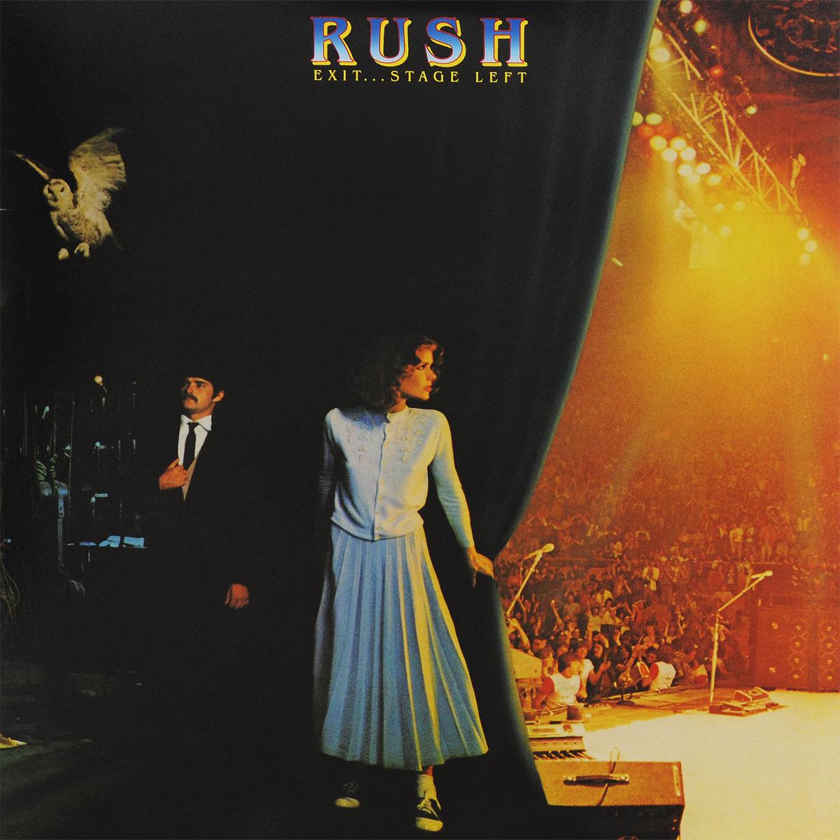 Rush Rush. Exit...Stage Left (2 LP) rush rush kiel auditorium st louis mo february 14 1980 2 lp