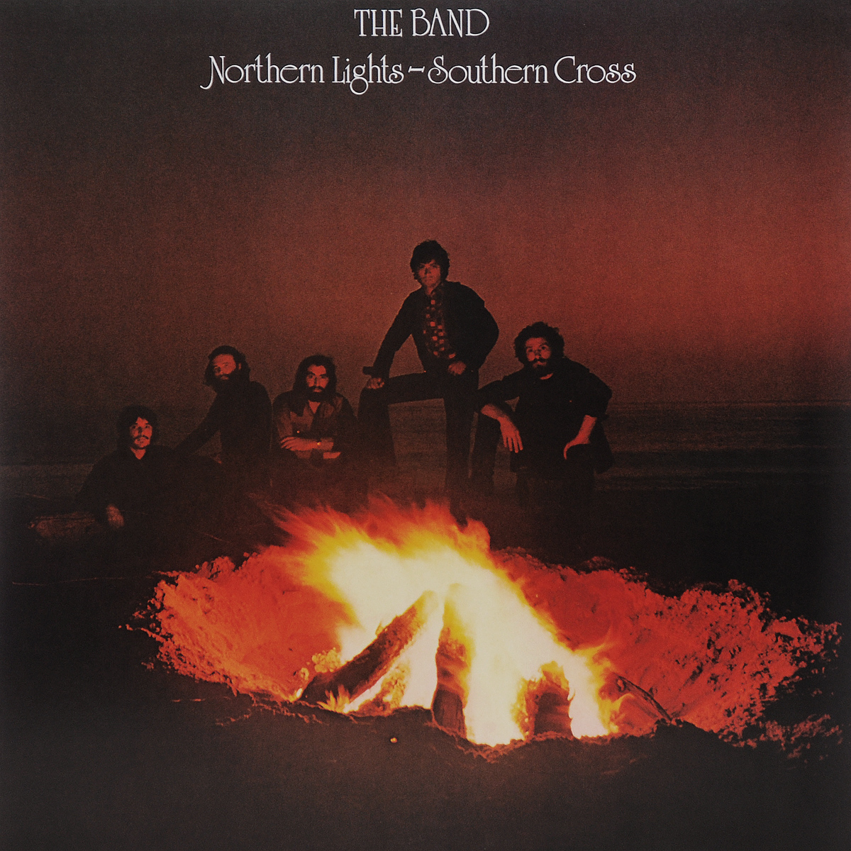 The Band The Band. Northern Lights - Southern Cross (LP) the band the band northern lights southern cross