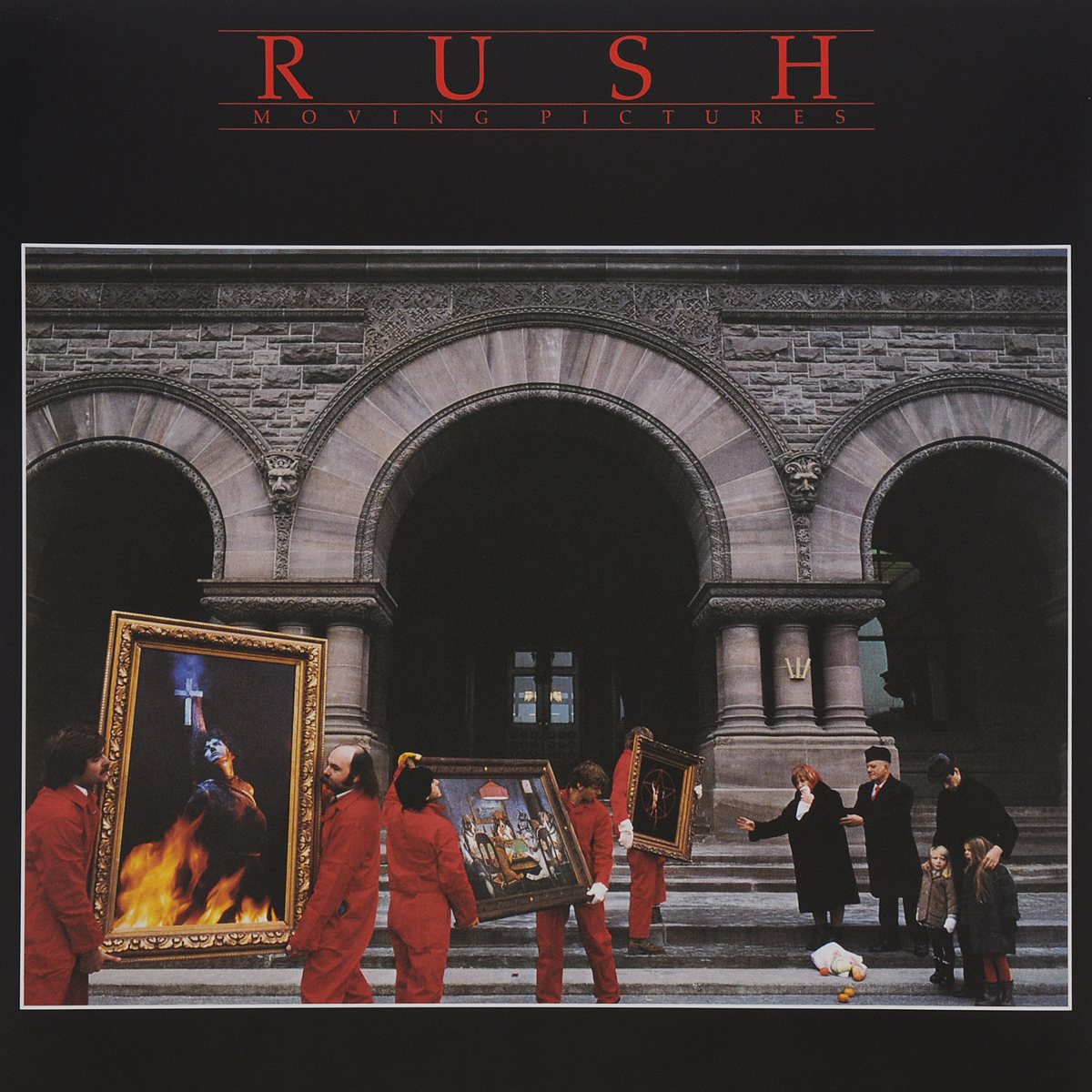 цена на Rush Rush. Moving Pictures (LP)