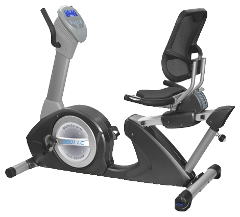 Велотренажер Bronze Gym R801 LC