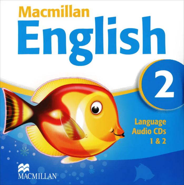 Macmillan English: Language: Level 2 (аудиокурс на 2 CD) macmillan english 4 аудиокурс на 2 cd
