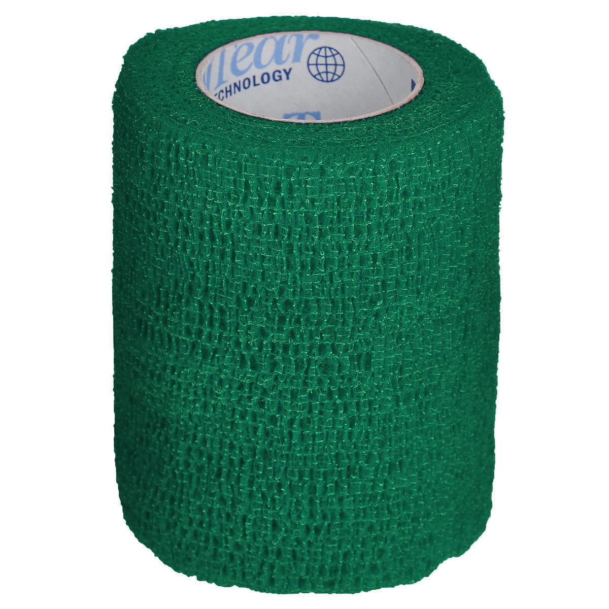 """Бандаж для животных Andover """"Pet Flex"""", цвет: темно-зеленый, 7,5 см х 450 см"""