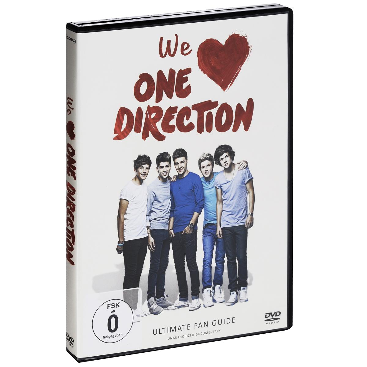 One Direction: We Love One Direction недорго, оригинальная цена