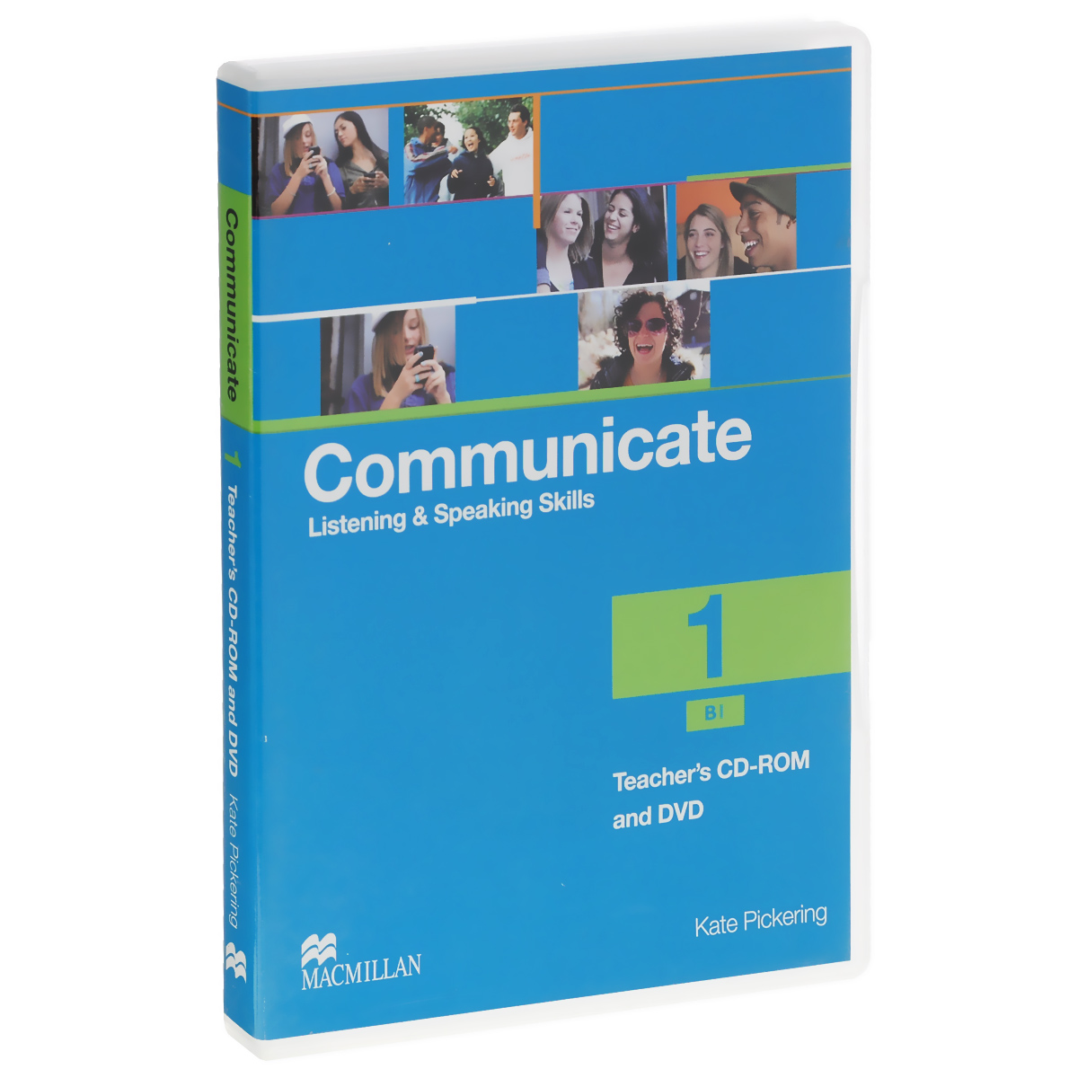 Communicate 1: Listening & Speaking Skills B1: Teacher's CD-ROM and DVD