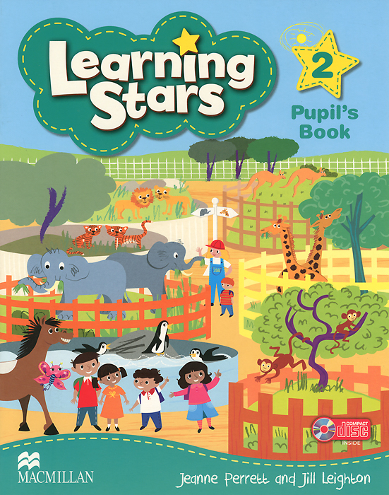 Learning Stars: Pupil's Book: Level 2 (+ CD-ROM) shooting stars starter level cd rom