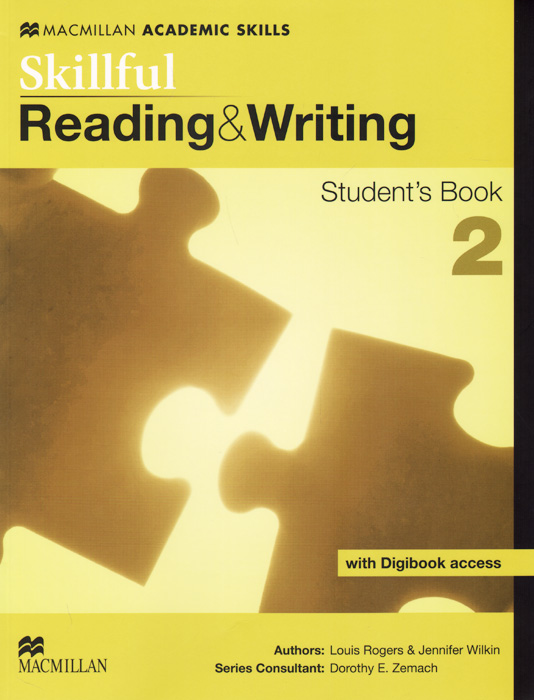Skillful Reading and Writing: Student's Book with Digibook Access: Level 2 skills for study level 1 student s book with downloadable audio