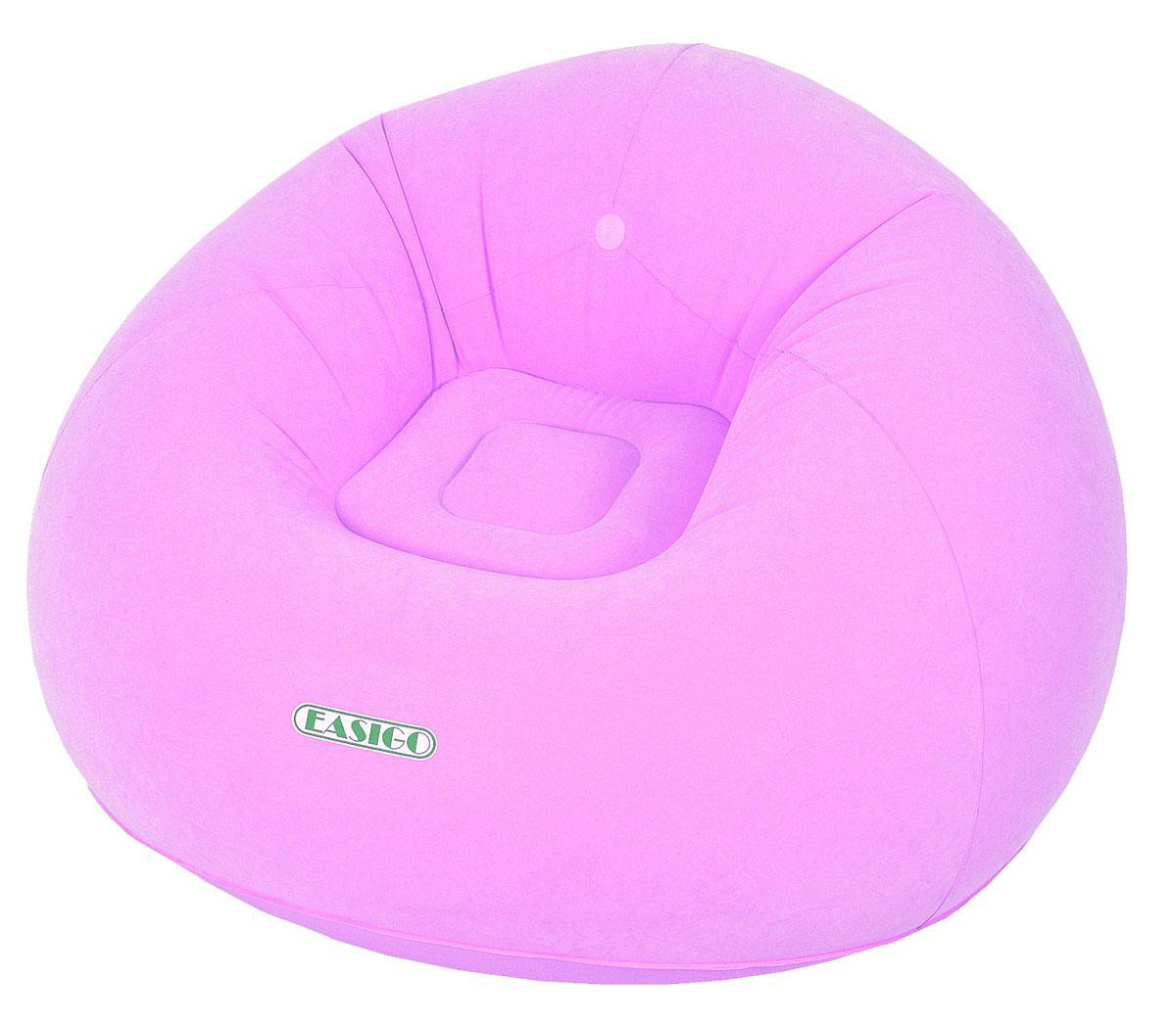 Кресло надувное Jilong Easigo, цвет: розовый, 105 х 105 х 65 см jilong page 8