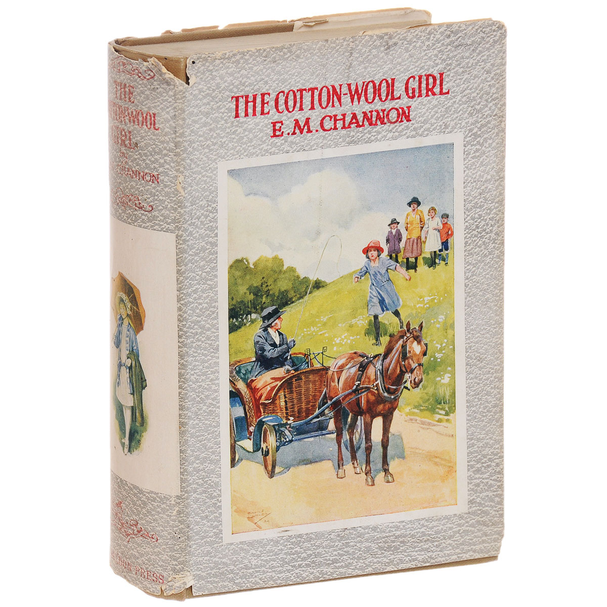 E. M. Channon The Cotton-wool Girl sheldon m ross simulation fourth edition