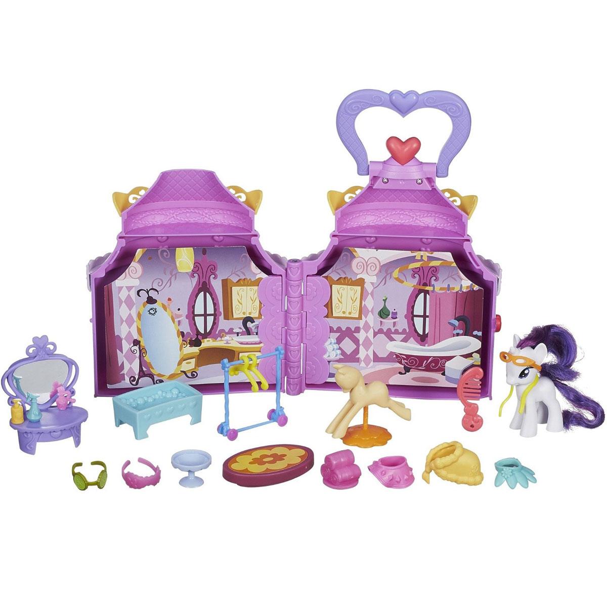 My Little Pony Игровой набор Бутик Рарити mlp бутик рарити в кантерлоте