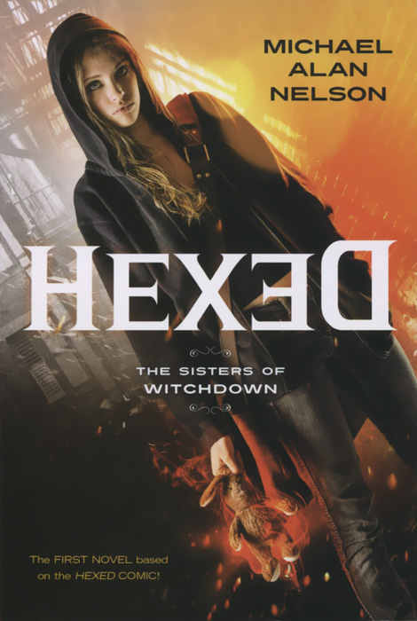 Hexed: The Sisters of Witchdown jenifer orléans