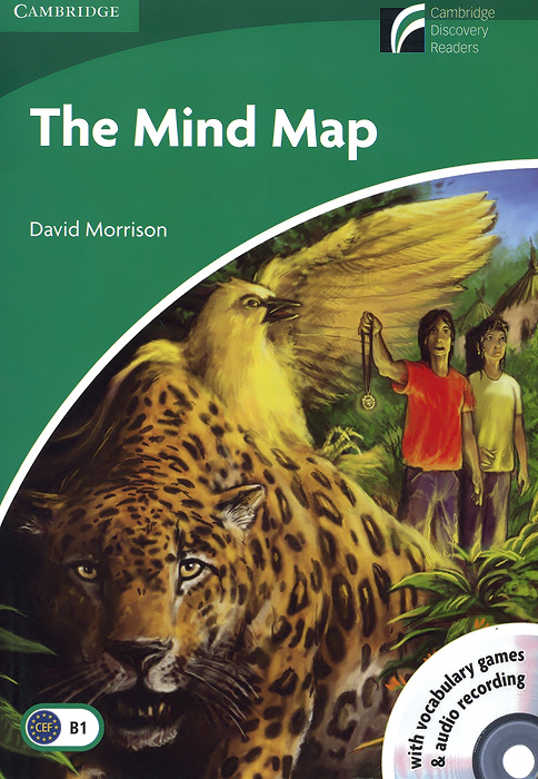The Mind Map: Level 3 (+ CD, CD-ROM)