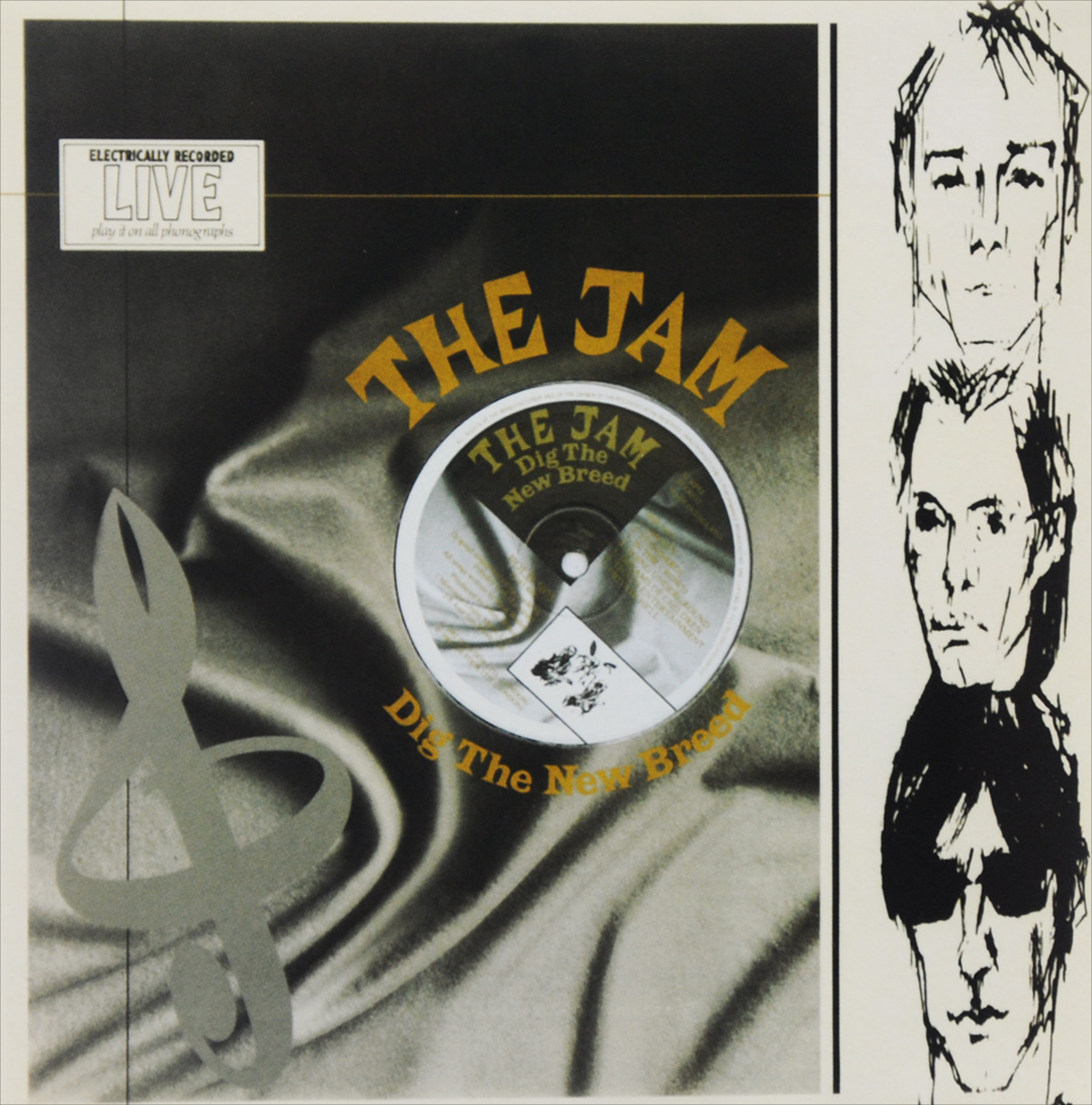 The Jam The Jam. Dig The New Breed jam jam this is the modern world