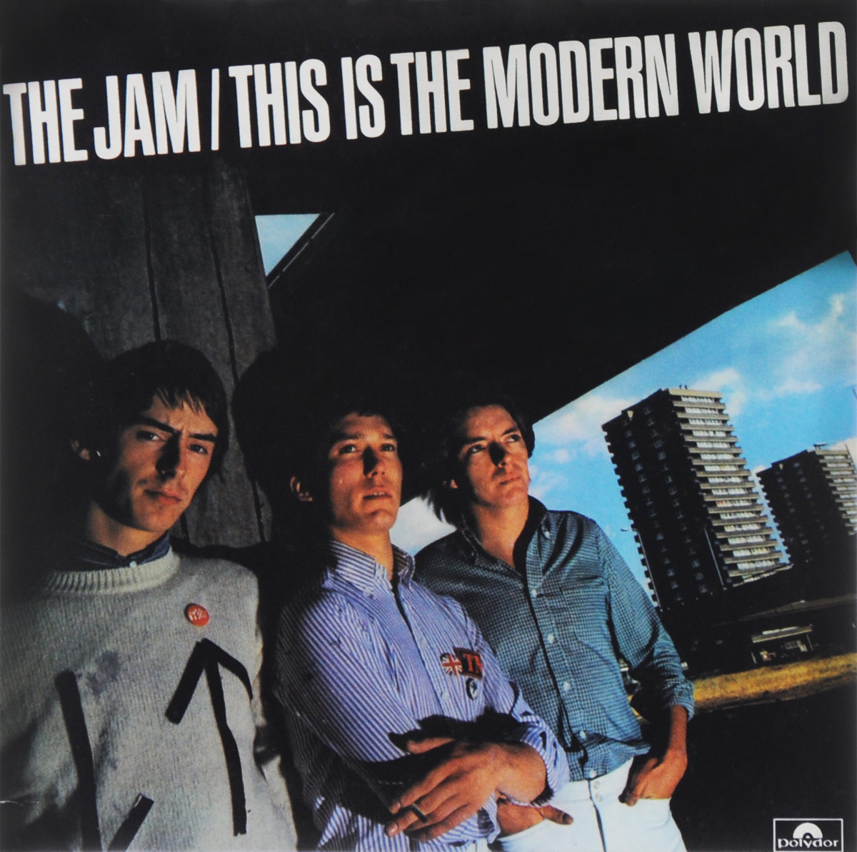 The Jam The Jam. This Is The Modern World jam jam this is the modern world