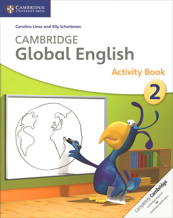 Cambridge Global English 2: Activity Book big english level 2 activity book