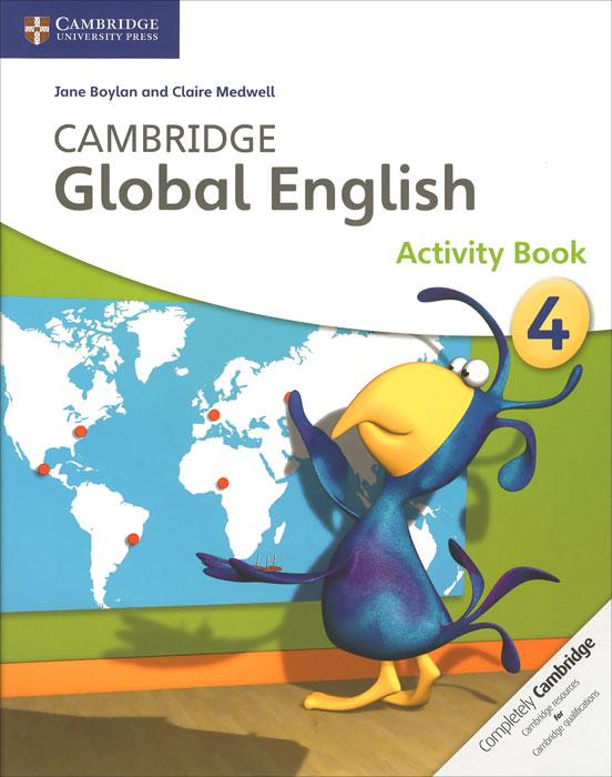 Cambridge Global English 4: Activity Book big english plus level 6 activity book