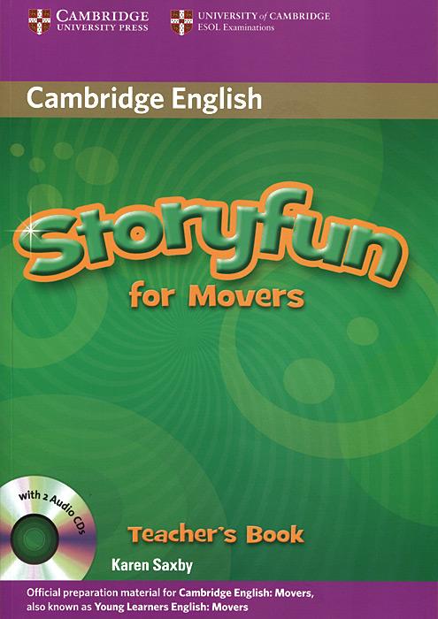 Storyfun for Movers: Teacher's Book (+ 2 CD)