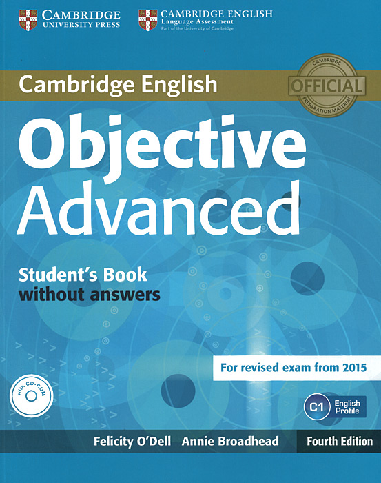 Objective Advanced: Student's book without Answers (+ CD-ROM) brown marie annette the advanced practice registered nurse as a prescriber