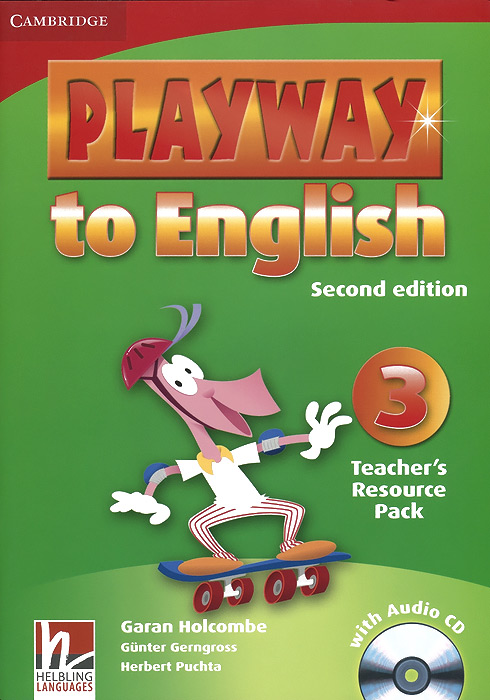 Playway to English 3: Teacher's Resource Pack (+ CD) playway to english level 2 cards pack