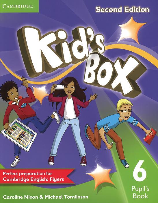 цены на Kid's Box 6: Pupil's Book в интернет-магазинах