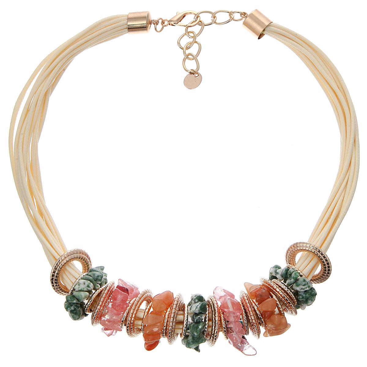 Колье/ожерелье бижутерное Taya