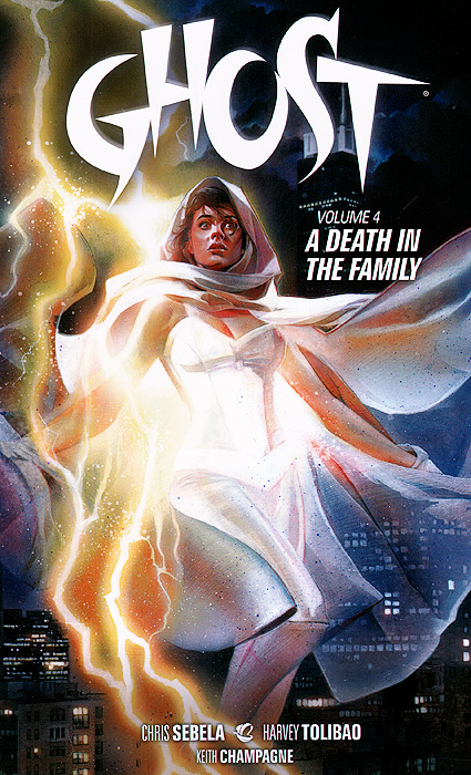 Ghost: Volume 4: A Death in the Family