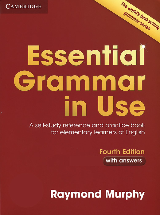Essential Grammar in Use: A Self-Study Reference and Practice Book for Elementary Learners of English: With Answers english world level 1 grammar practice book
