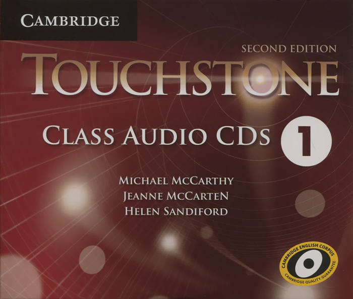 Touchstone: Level 1: Class Audio CDs (аудиокурс на 3 CD) english unlimited advanced class audio cds 3 аудиокнига cd