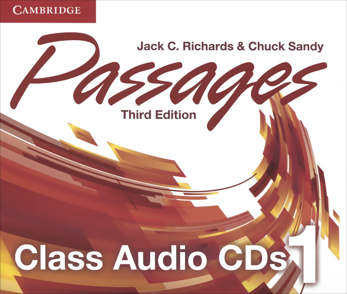 Passages: Level 1: Class Audio CDs (аудиокурс на 3 CD) first trainer audio cds аудиокурс на 4 cd