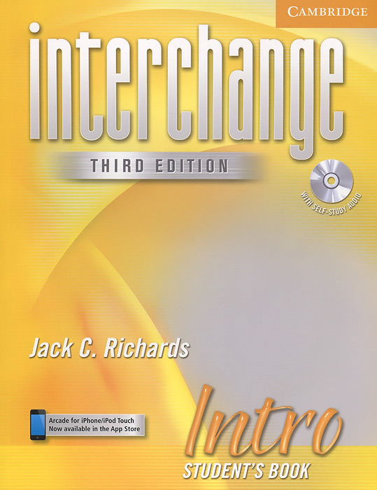 Interchange Intro: Student's Book (+ CD) the mask of zorro level 2 cd