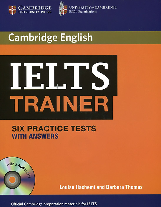 IELTS Trainer Six Practice Tests with Answers (+3 CD) gold first new edition with 2015 exam specification exam maximiser