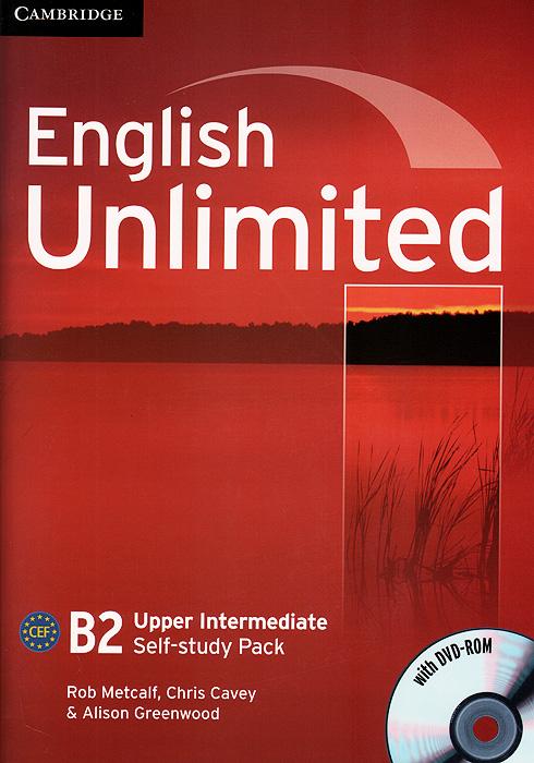 English Unlimited: Upper Intermediate: Self-study Pack: Workbook (+ DVD-ROM) english unlimited elementary self study pack dvd rom