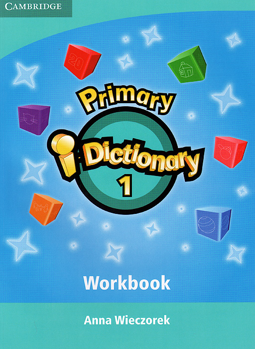 The Primary i-Dictionary: Level 1: Workbook (+ CD-ROM) лента клейкая scotch magic 8 1975d на диспенсере матовая 19 ммх7 5 м