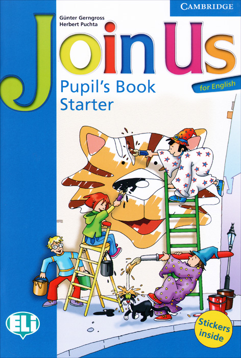 Join Us for English: Starter: Pupil's Book join us for english starter language portfolio