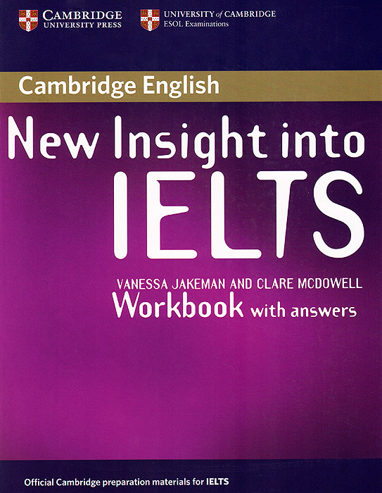 New Insight into Ielts: Workbook with Answers