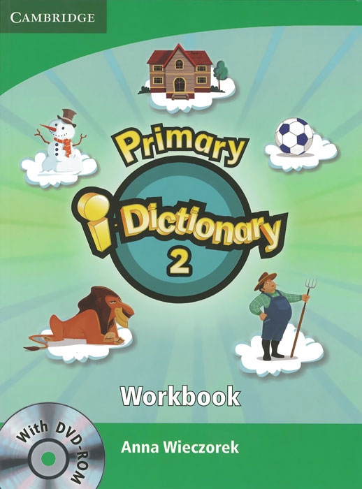 Primary i-Dictionary 2: Workbook (+ DVD-ROM) english with crosswords 2 dvdrom