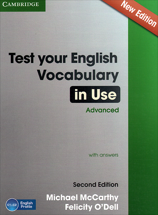 Test Your English Vocabulary in Use: Advanced with Answers english vocabulary in use elementary