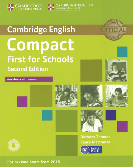 Compact First for Schools: Workbook with Answers ket for schools direct workbook with answers