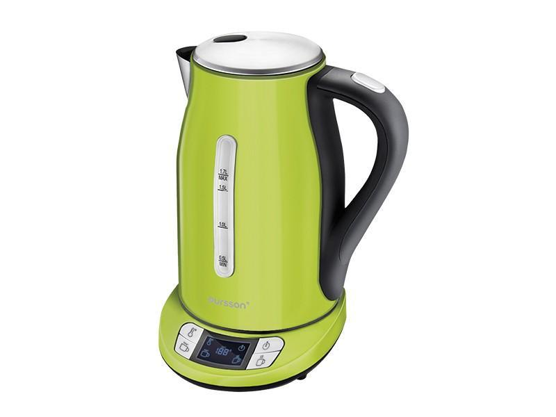 Электрический чайник Oursson EK1775MD/GA, Green Apple