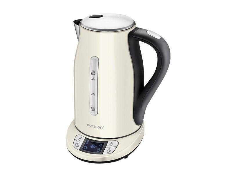Электрический чайник Oursson EK1775MD/IV, Ivory