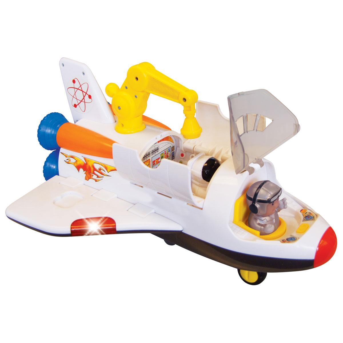 Kiddieland Развивающая игрушка Космический корабль kiddieland развивающий центр пиратский корабль kiddieland