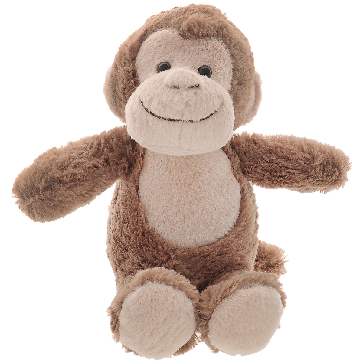 Мягкая игрушка Aurora Обезьянка, 21 см цена