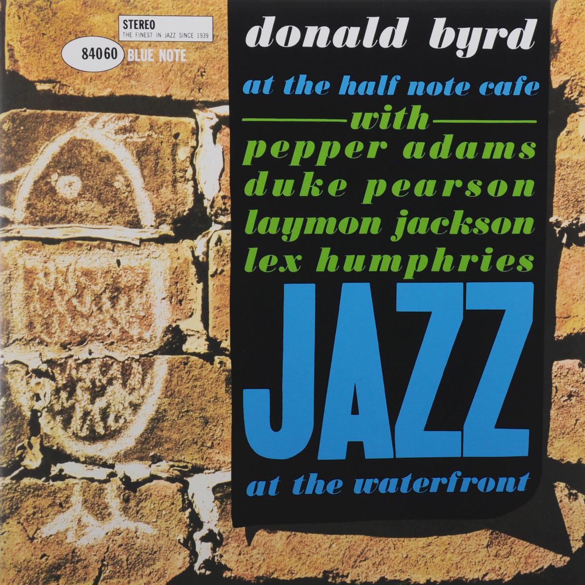 лучшая цена Дональд Берд Donald Byrd. At The Half Note Cafe. Volume 1 (LP)