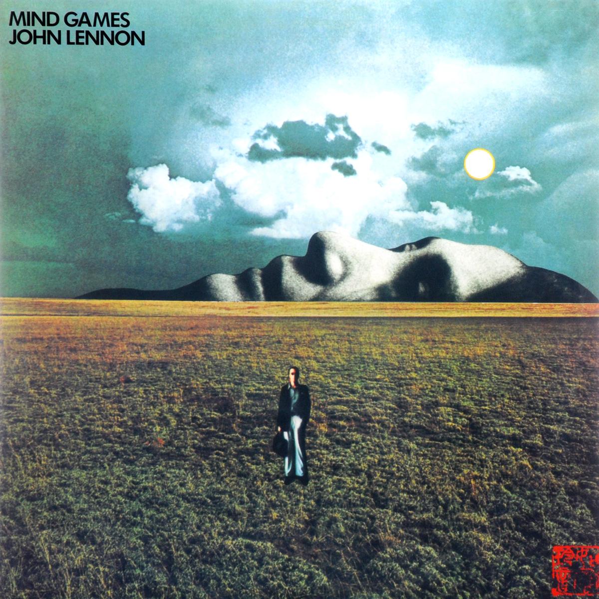 Джон Леннон John Lennon. Mind Games (LP)