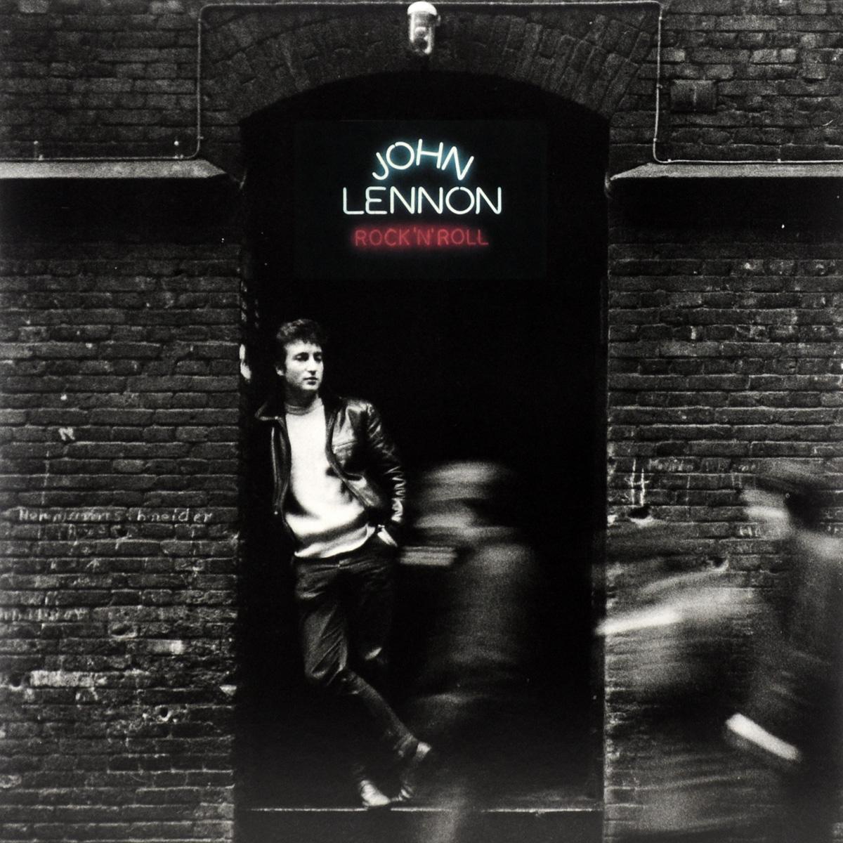 Джон Леннон John Lennon. Rock 'N' Roll (LP)