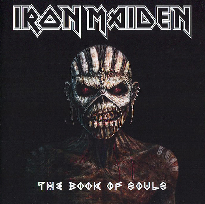 Iron Maiden Iron Maiden. The Book Of Souls (2 CD) iron maiden iron maiden running free live