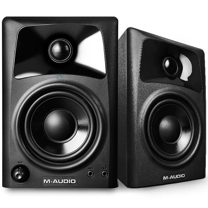 M-Audio AV32, Black мониторная акустика (2 шт.)