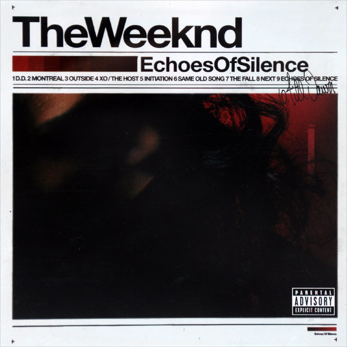 The Weeknd The Weeknd. Echoes Of Silence echoes of dark
